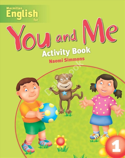 You And Me 1 Activity Book  Рабочая тетрадь