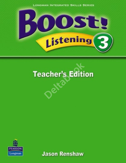 Boost! Listening 3 Teacher's Edition  Книга для учителя