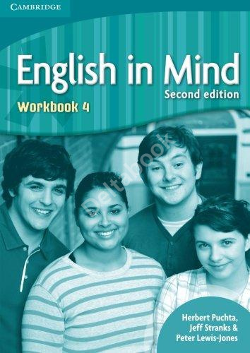 English in Mind (Second Edition) 4 Workbook  Рабочая тетрадь