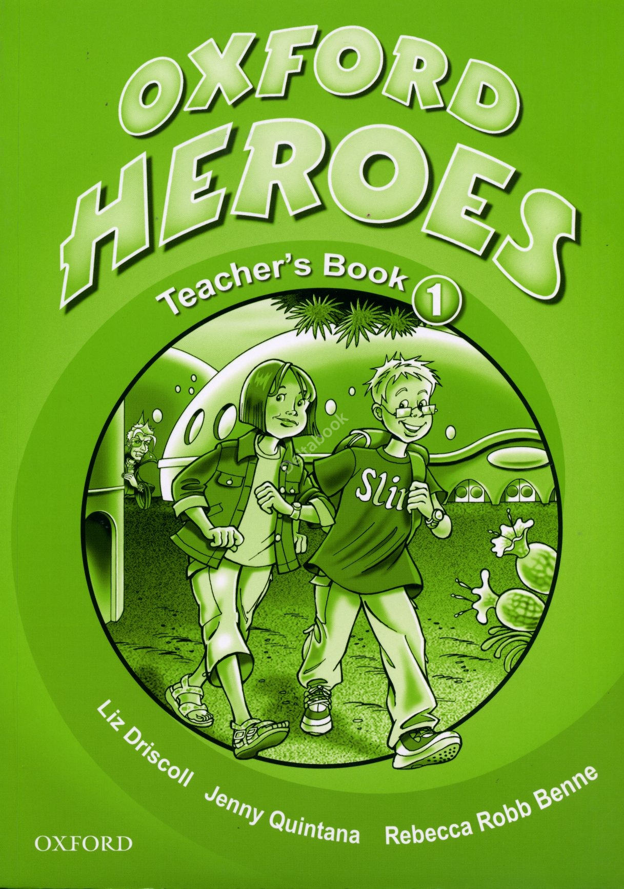Oxford Heroes 1 Teacher's Book  Книга для  учителя