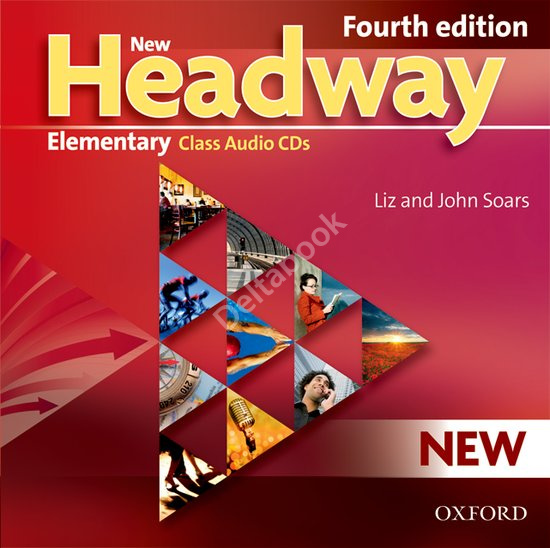 New Headway (Fourth Edition) Elementary Class Audio CDs  Аудиодиски
