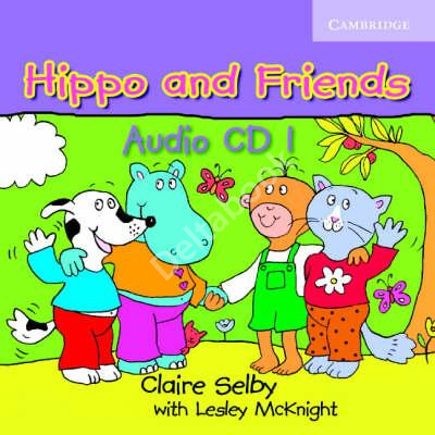 Hippo and Friends 1 Audio CD  Аудиодиск