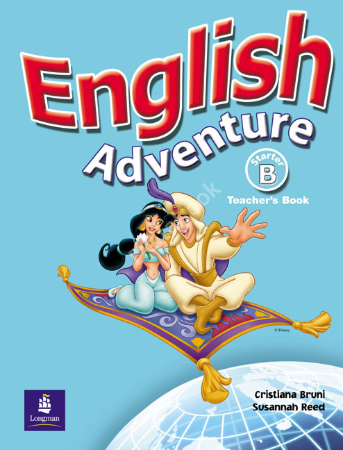 English Adventure Starter B Teacher's Book  Книга для учителя