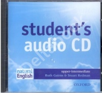Natural English Upper-Intermediate Student's CD   Аудио диск
