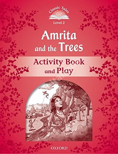 Amrita and the Trees Activity Book and Play