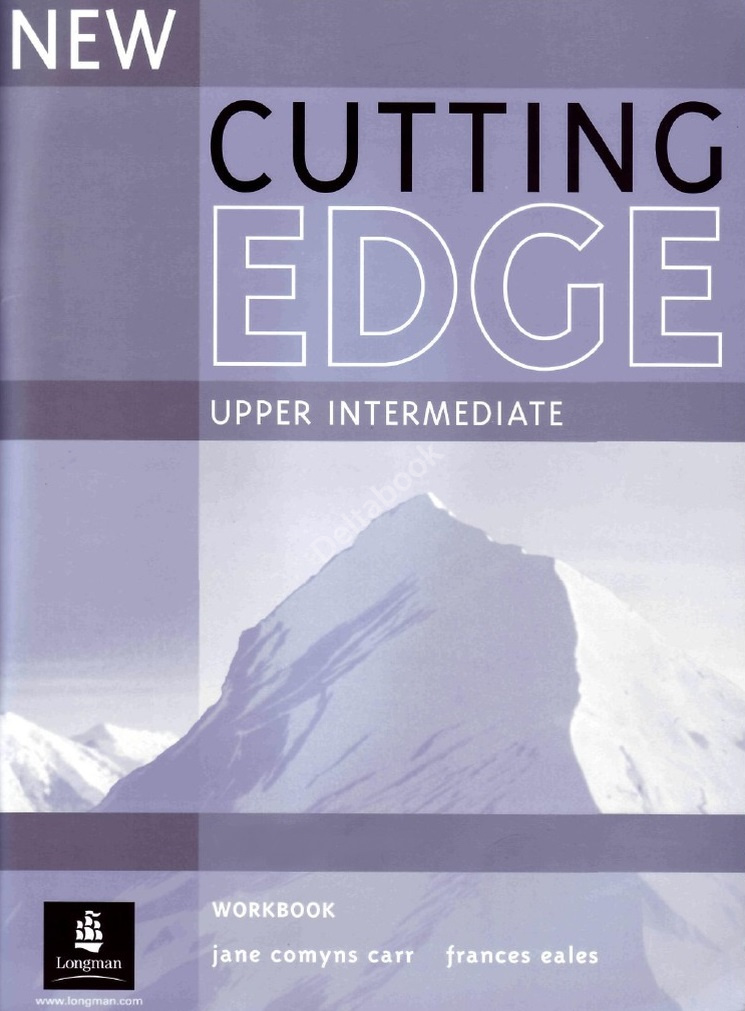 New Cutting Edge Upper-Intermediate Workbook  Рабочая тетрадь