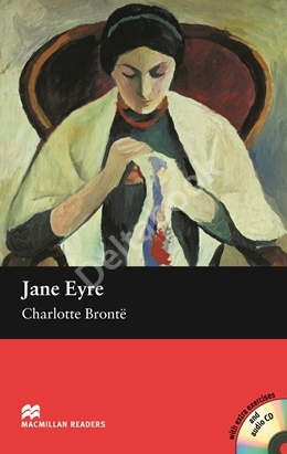 Macmillan Readers: Jane Eyre + Audio CD