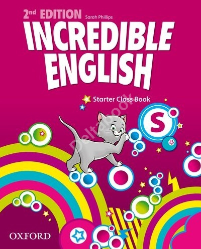 Incredible English (Second Edition) Starter Class Book  Учебник