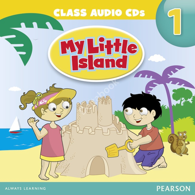 My Little Island 1 Audio CD   Аудио диск