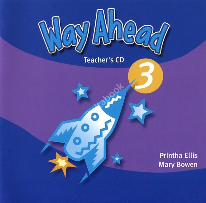 Way Ahead 3 Teacher's CD  Аудиодиск