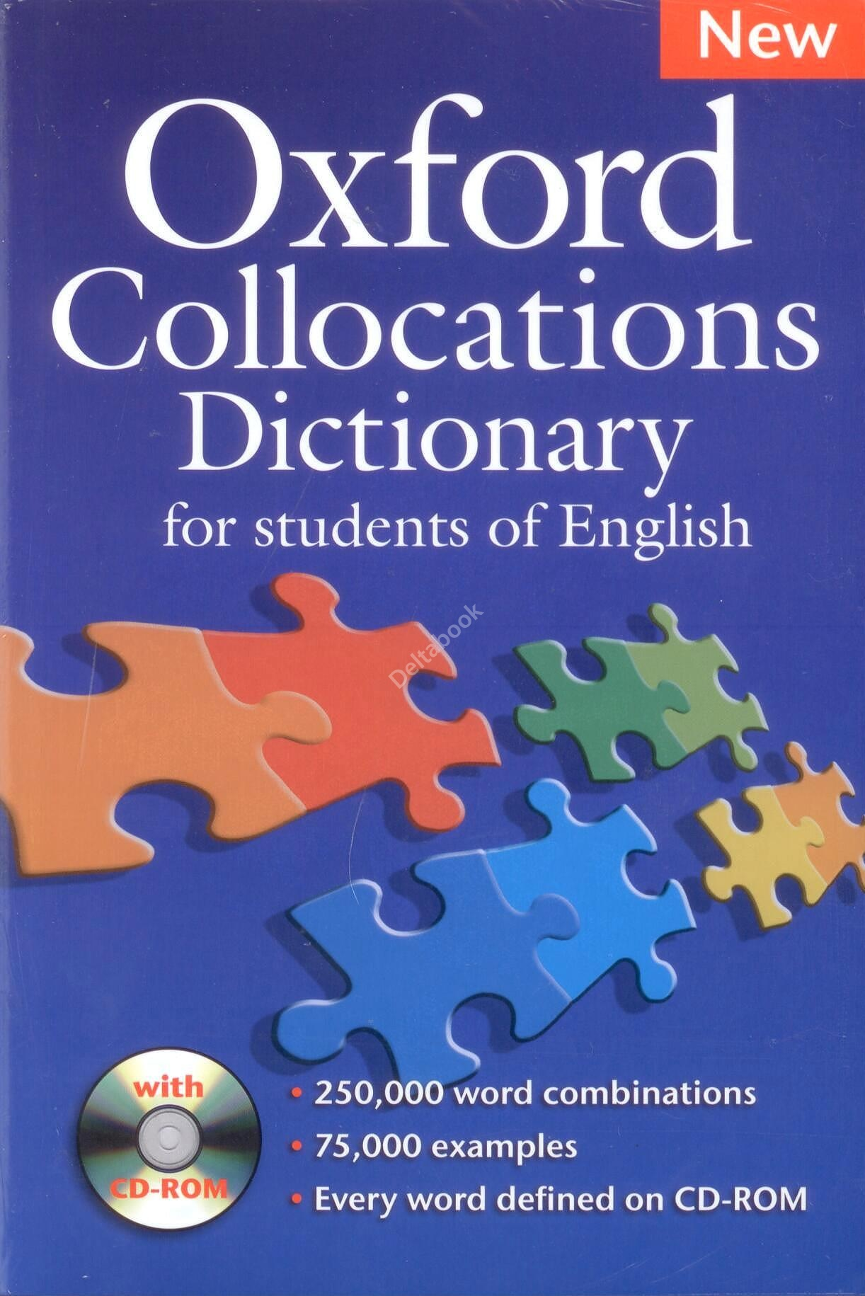 Oxford Collocations Dictionary + CD ROM