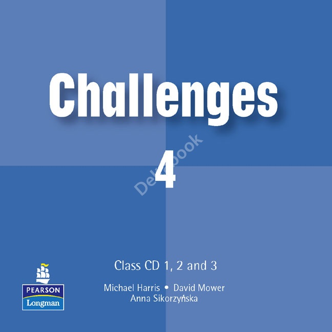 OLD Challenges 4 Class Audio CD  Аудио CD к учебнику (2 шт.)
