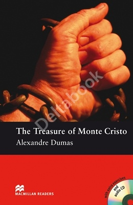 The Treasure Of Monte Cristo + Audio CD