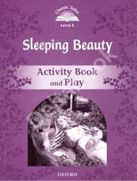 Sleeping Beauty Activity Book and Play