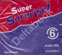 Super Surprise! 6 Class CD   Audio CD к учебнику