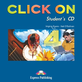 Click On 4 Student's Audio CD   Аудио CD для работы дома