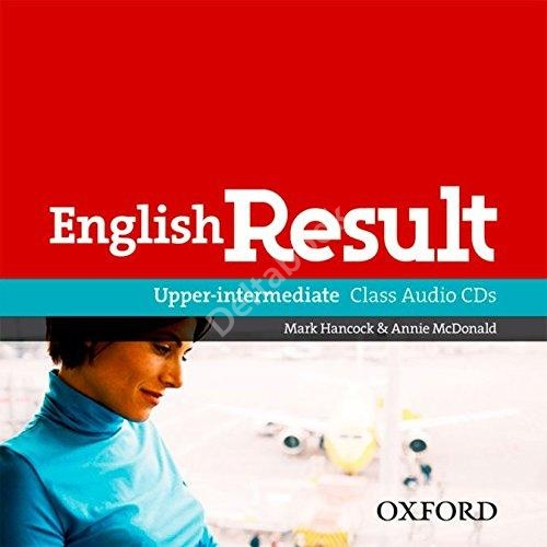 English Result Upper-Intermediate Class Audio CD  Аудио диски