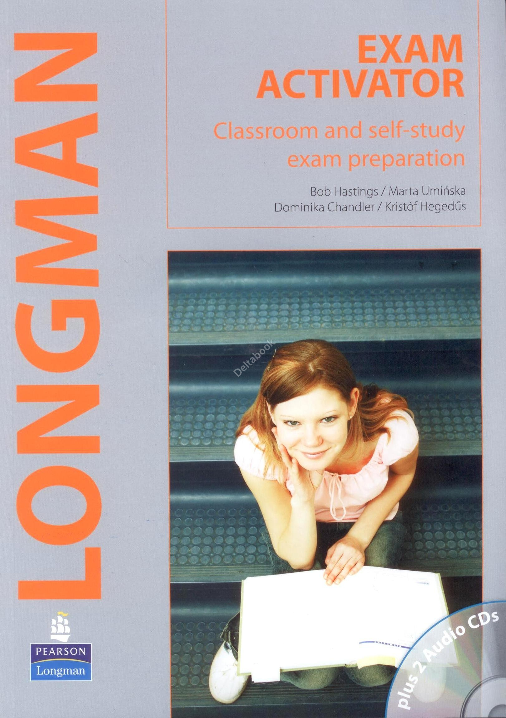 Longman Exam Activator Student's Book + Audio CD