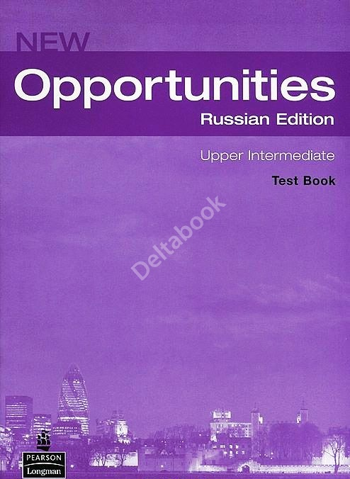 New Opportunities Upper-Intermediate Test Book   Тесты