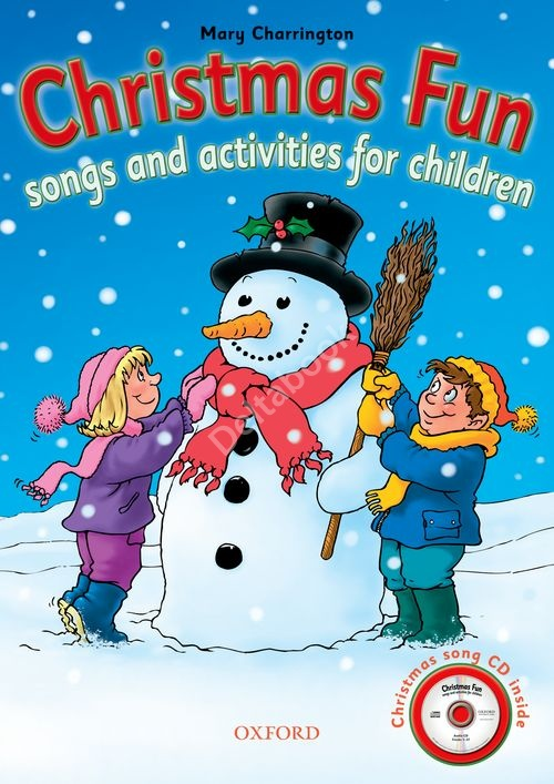 Christmas Fun: Songs and Activities for children + Audio CD