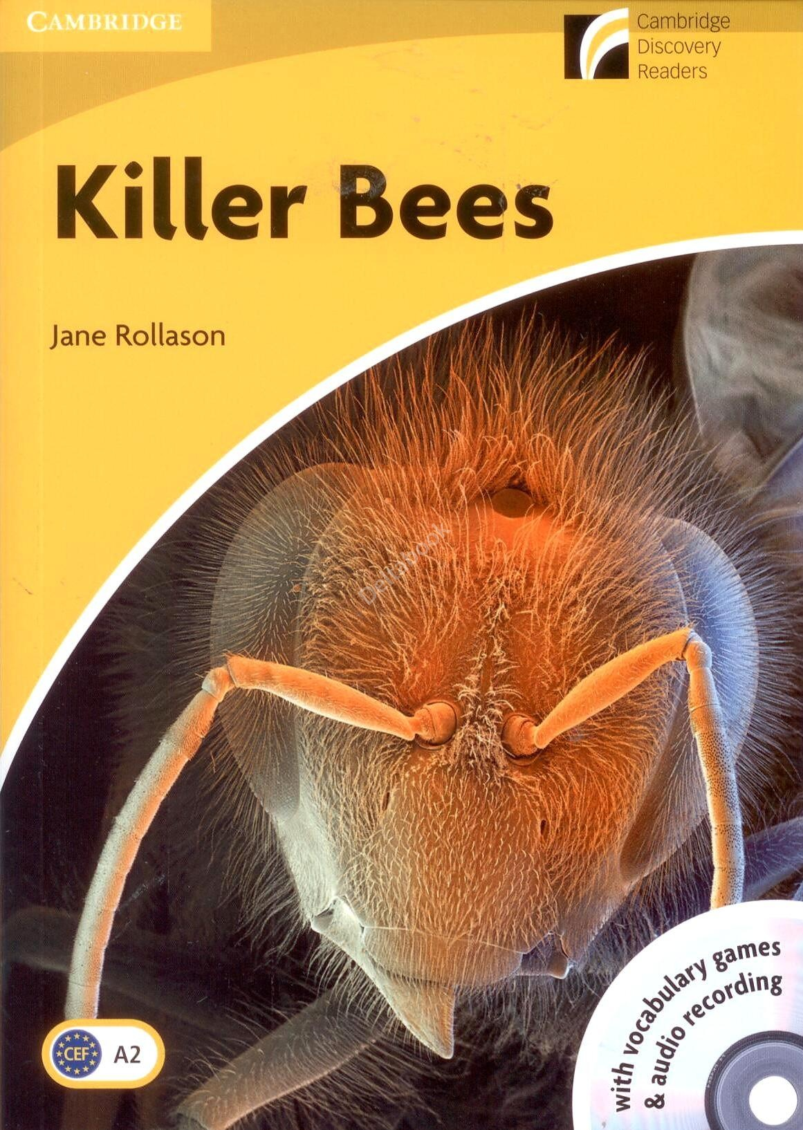 Killer Bees + CD-ROM