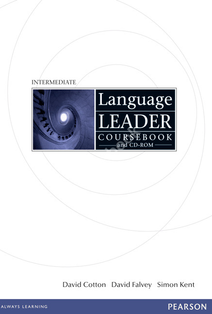 Language Leader Intermediate Coursebook + CD-ROM  Учебник