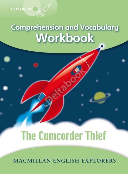 Young Explorers 3 The Camcorder Thief Workbook