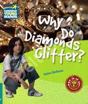 Why Do Diamonds Glitter?