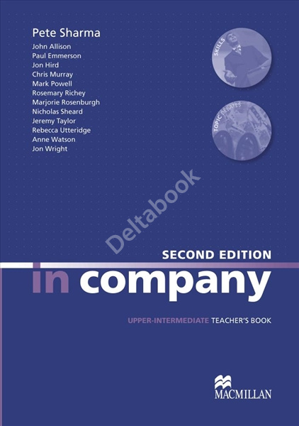 In Company Upper-Intermediate (Second Edition) Teacher's Book  Книга для учителя