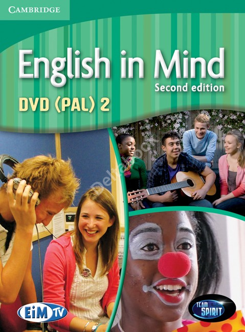 English in Mind (Second Edition) 2 DVD  Видео