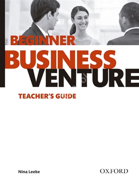 Business Venture Beginner (Third Edition) Teacher's Guide   Книга для учителя