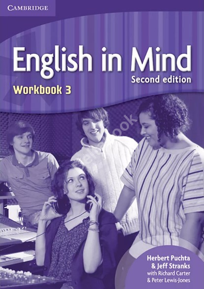 English in Mind (Second Edition) 3 Workbook   Рабочая тетрадь