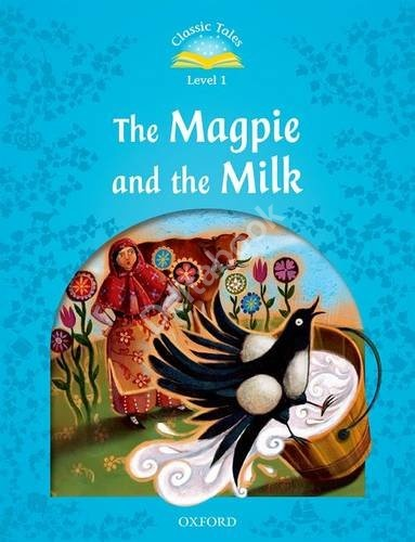 The Magpie and the Milk Activity Book and Play
