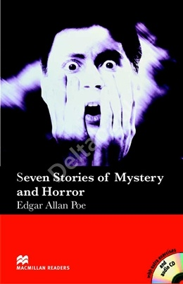 Seven Stories of Mystery and Horror + Audio CD