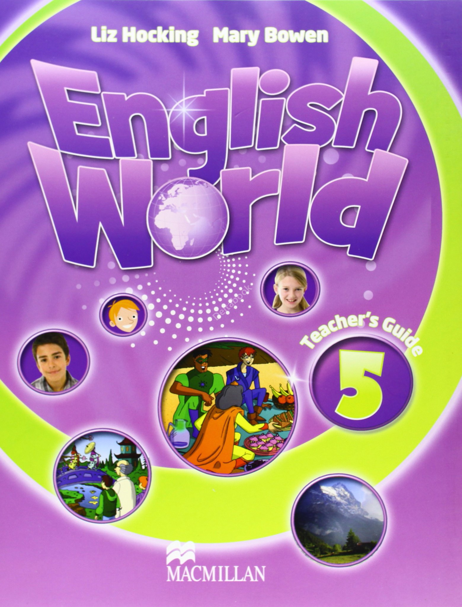 English World 5 Teacher's Guide  Книга для учителя
