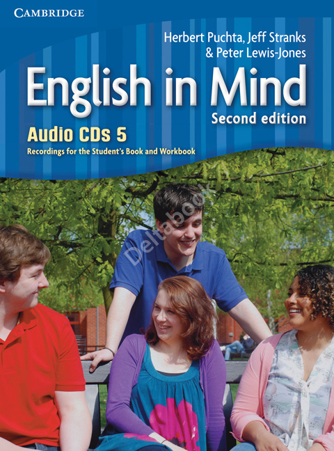 English in Mind (Second Edition) 5 Audio CD (4)  Аудио диски