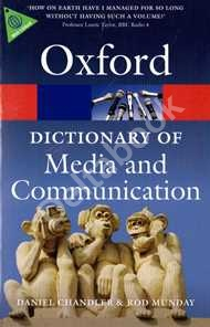 Oxford Dictionary of Media and Communication