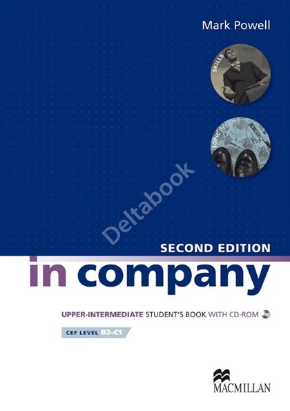 In Company Upper-Intermediate (Second Edition) Student's Book + CD-ROM  Учебник