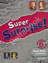 Super Surprise! 6 Class Book   Учебник
