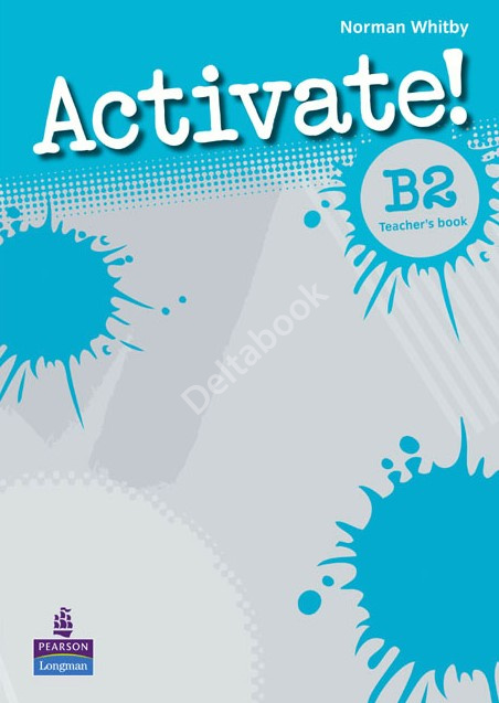 Activate! B2 Teacher's Book  Книга для учителя
