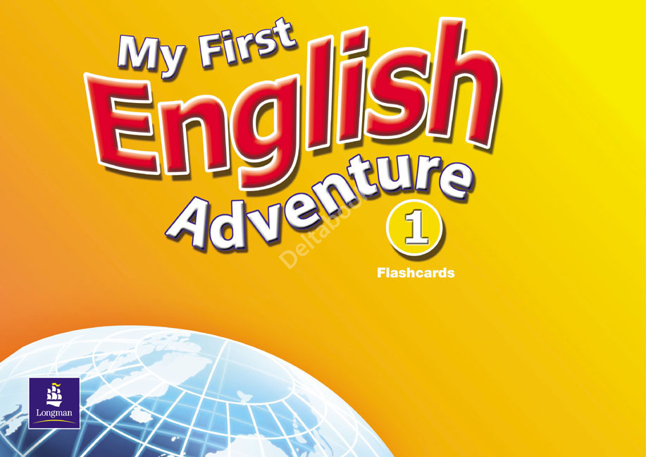 My First English Adventure 1 Flashcards  Флешкарты