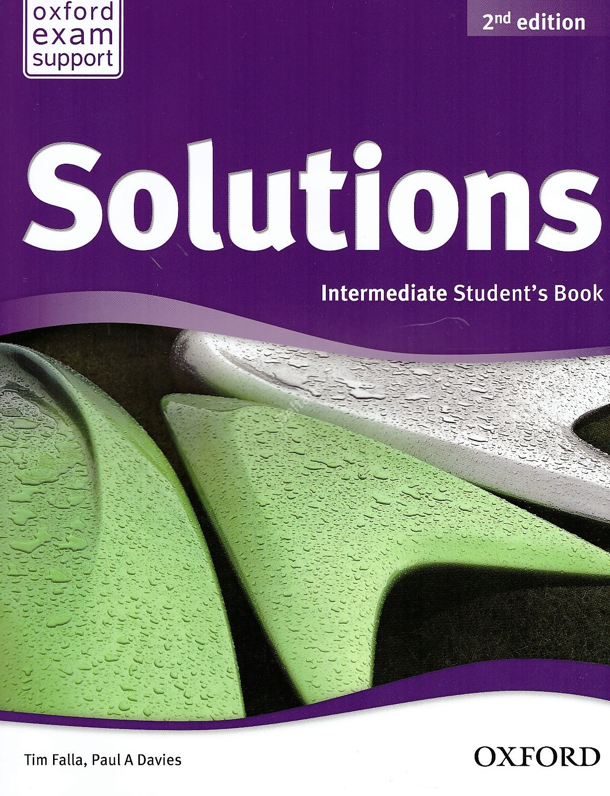 Solutions (Second Edition) Intermediate Student's Book  Учебник