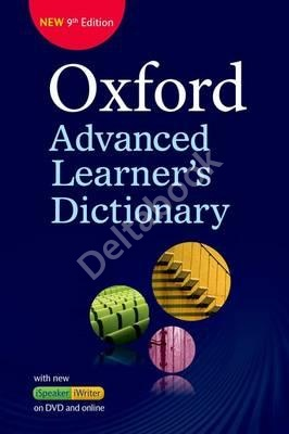 Oxford Advanced Learner's Dictionary + CD-ROM + Online Code (9th Edition)