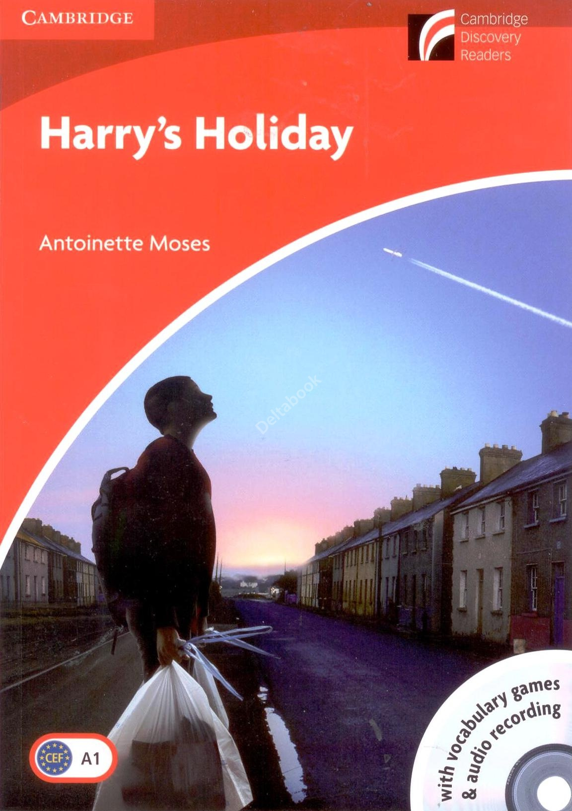 Harry's Holiday + CD-ROM