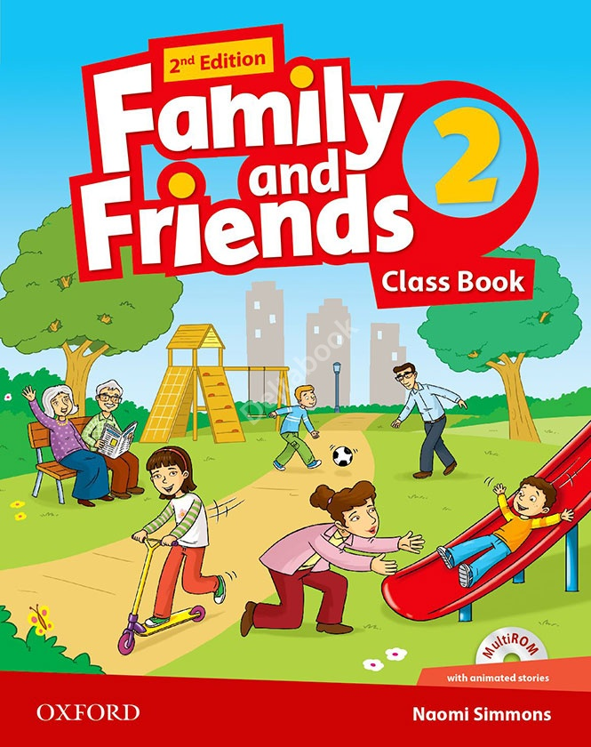 Family and friends 2 testing and evaluation book resources for.