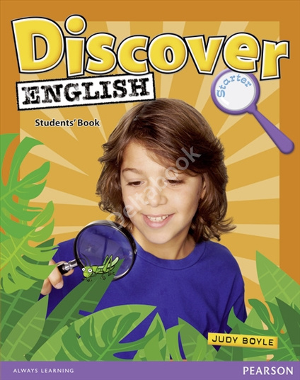 Discover English Starter Student's Book  Учебник