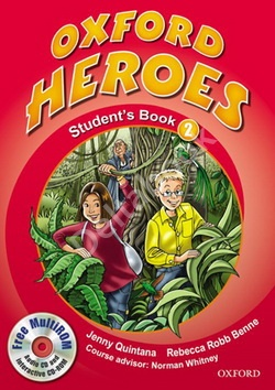 Oxford Heroes 2 Student's Book + CD-ROM   Учебник