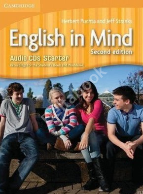 English in Mind (Second Edition) Starter Audio CDs  Аудиодиски