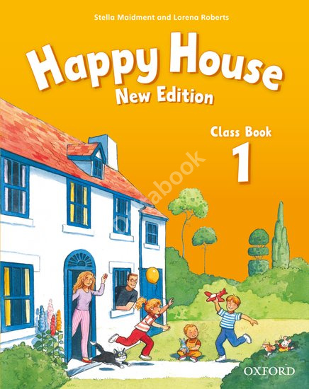 Happy House (New Edition) 1 Class Book  Учебник