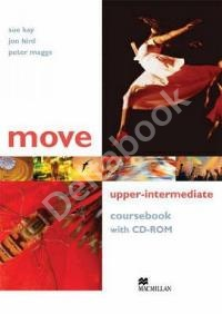 Move Upper-Intermediate Coursebook + CD-ROM   Учебник + CD-ROM